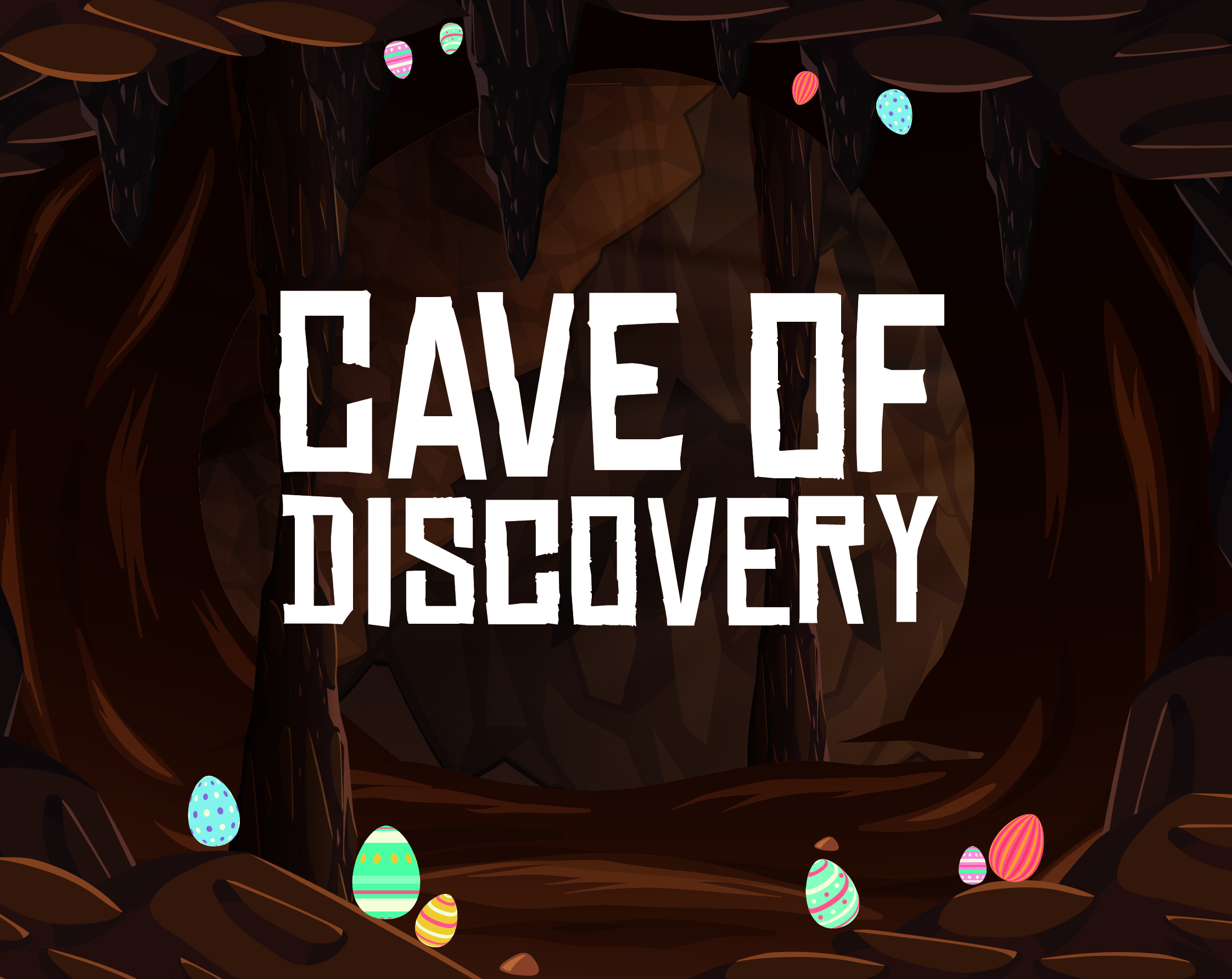 Enter the Cave of Discovery this Easter Feature Image