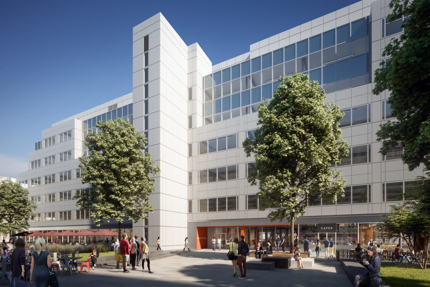 Open House London comes to White City Place
