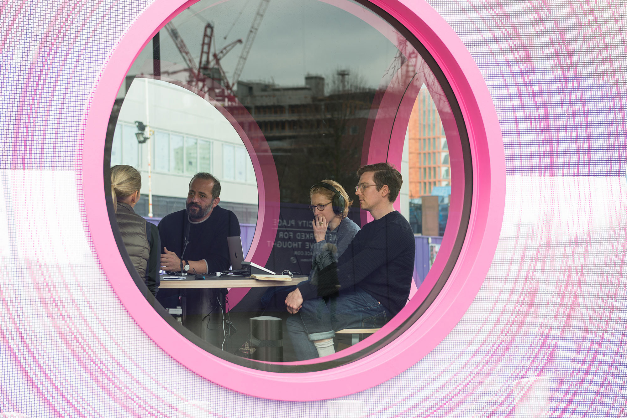 The Pod at London Design Festival Feature Image